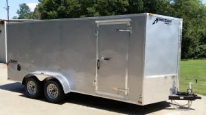 7' x 16' Cargo Trailer